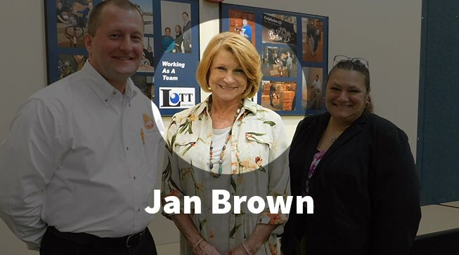 Meet the Board: Jan Brown Image