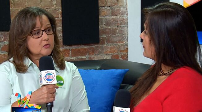 Recap: Milva Valenzuela Wagner's Interview on Voces Latinas TV Image