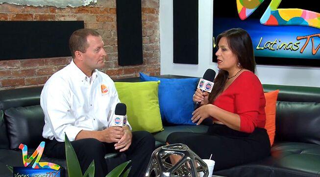 Tim Menke Talks about Lott's History & Future on Voces Latinas TV Image